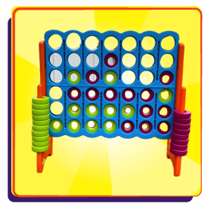 Colorful Connect-4