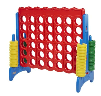 giant connect four rental rent a giant game for big fun utah