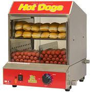 Discounted Hot Dog Steamer