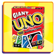 Discounted Giant UNO Game