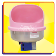 "<h5><span style=""color: blue;""><strong>Cotton Candy Machine</span></h5> <span style=""color: red;""><medium></medium></strong></span>"