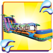 Cowabunga Slide – 60ft Double Lane Fast & Fun!