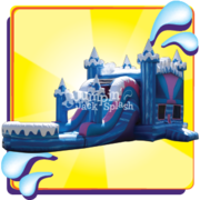 Deluxe Ice Castle Combo For Children 12-yr Old and Younger