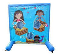 "<h5><span style=""color: blue;""><strong>Mermaid Beanbag Toss Game</span></h5> <span style=""color: red;""><medium></medium></strong></span>"
