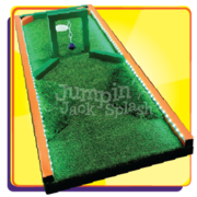 9-Hole LED Miniature Golf