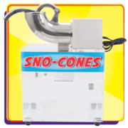 Discounted Sno Cone Machine