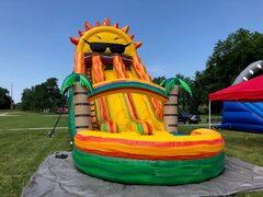 Water Inflatables - Dunk Tanks
