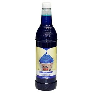 Blue Raspberry Sno Cone Syrup - 25oz