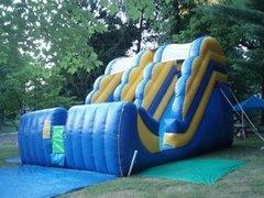 Xtreme Splash 18ft Double Lane Water Slide