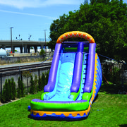 18ft Sunrise Waterslide