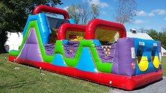 Wacky Jr. Obstacle Course