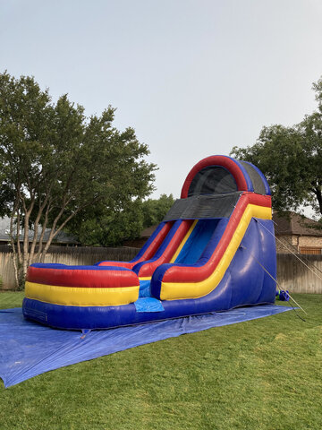 18' Wet or Dry Slide