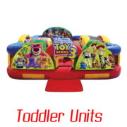 Inflatables: Toddler Units