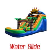Inflatables: Waterslides