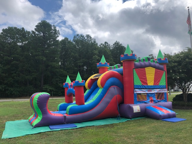 Combo and Slide Rentals Glen Allen, VA