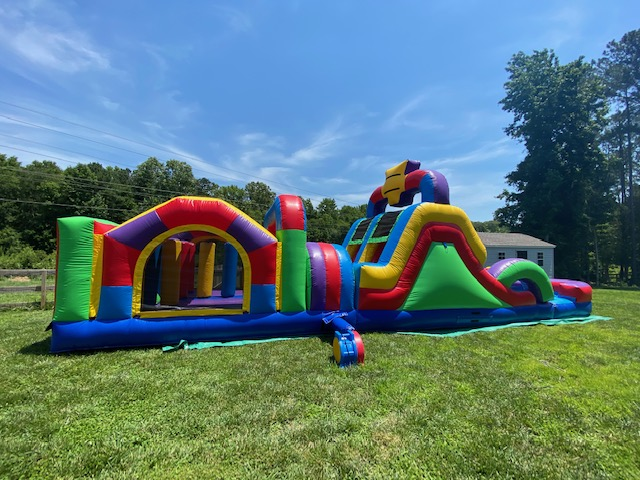 Chesterfield Obstacle Course Rentals