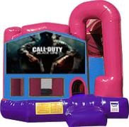 Call of Duty 3-in-1 Combo w/slide Pink & Purple