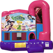 Disney Fairies 3-in-1 Combo w/slide Pink & Purple