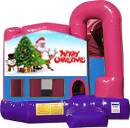 Merry Christmas 3-in-1 Combo w/slide Pink & Purple