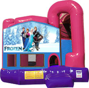 Disney Frozen 3-in-1 Combo w/slide Pink & Purple
