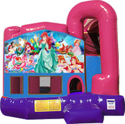 Little Mermaid 3-in-1 Combo w/slide Pink & Purple