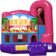 Luau 3-in-1 Combo w/slide Pink & Purple