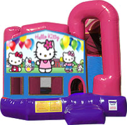Hello Kitty 3-in-1 Combo w/slide Pink & Purple