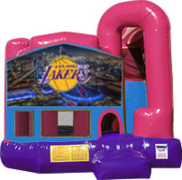 Los Angeles Lakers 3-in-1 Combo w/slide Pink & Purple