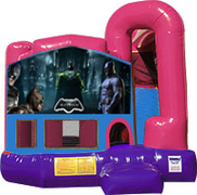 Batman 3-in-1 Combo w/slide Pink & Purple