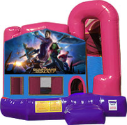 Guardians of the Galaxy 3-in-1 Combo w/slide Pink & Purple