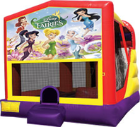 Disney Fairies 4-in-1 Combo w/ water slide