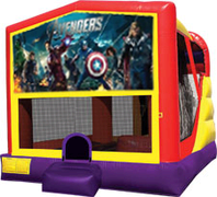 Avengers 4-in-1 Combo w/ water slide