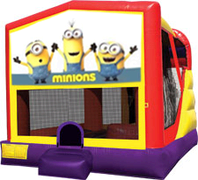 Minions 4-in-1 Combo w/ water slide
