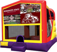 Mississippi State 4-in-1 Combo w/ water slide