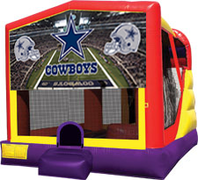 Dallas Cowboys 4-in-1 Combo w/ water slide