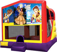 Beauty and the Beast Original 4-in-1 Combo w/ water slide