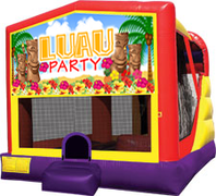 Luau 4-in-1 Combo w/ water slide