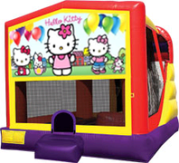 Hello Kitty 4-in-1 Combo w/ water slide