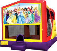 Disney Princess 4-in-1 Combo w/ water slide