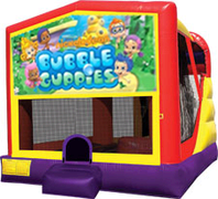Bubble Guppies 4-in-1 Combo w/ water slide