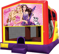Barbie 4-in-1 Combo w/ water slide