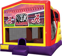 Alabama 4-in-1 Combo w/ water slide