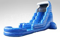 22ft  A Tsunami Water Slide