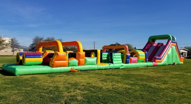 Golyth Obstacle Course