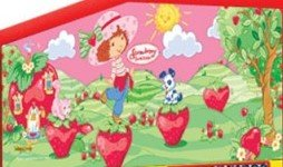 Strawberry ShortCake Banner