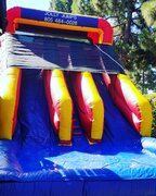 18Ft Dual Water Slide