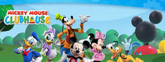Disney ClubHouse Banner