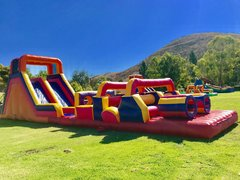 Ninja Obstacle Course ( 66 Foot FUNlong )
