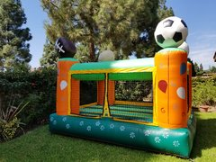 Toddler Sports Bounce House