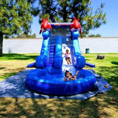 Water Slide Rental Phoenix